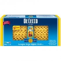 Mac Gd Italiano De Cecco 500g-Cx Lasagne -