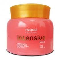 Mac Paul Intensive Mask Máscara de Morango Capilar 240g -