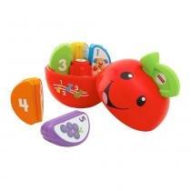 Maçã Feliz Aprender e Brincar - Fisher Price - Mattel