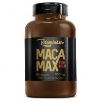 Maca Max (500mg) 90 Cápsulas - 90 Cápsulas - Vitaminlife