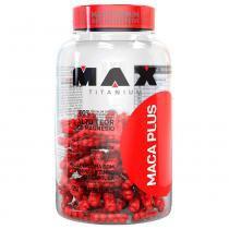 Maca Plus - 120 Cápsulas - Max Titanium -