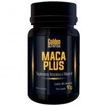 Maca Plus  60 Cápsulas  Golden Nutrition - Golden Nutrition