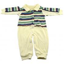 Macacão e Jardineira para Bebê - Brokinha ‹ Magazine Luiza d9aec570096