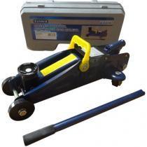Macaco hidráulico portátil com maleta 2 toneladas - TMHP2T - Tander