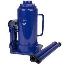 Macaco hidráulico tipo garrafa capacidade 10 toneladas - TMG10T - Tander