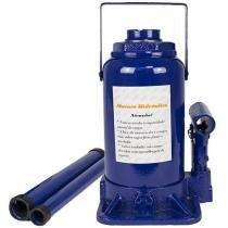 Macaco hidráulico tipo garrafa capacidade 20 toneladas - TMG20T - Tander