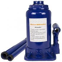 Macaco hidráulico tipo garrafa capacidade 6 toneladas - TMG6T - Tander