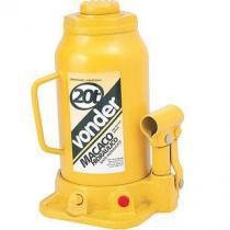 Macaco hidráulico tipo garrafa capacidade de 20 toneladas - Vonder