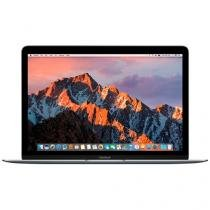 "Macbook Retina LED 12"" Apple MNYF2BZ/A - Cinza Espacial Intel Dual Core 8GB macOS Sierra"