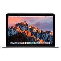 "Macbook Retina LED 12"" Apple MNYH2BZ/A - Prata Intel Dual Core 8GB macOS Sierra"