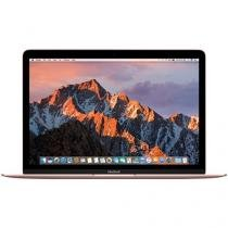"Macbook Retina LED 12"" Apple MNYM2BZ/A - Ouro Rosa Intel Dual Core 8GB macOS Sierra"
