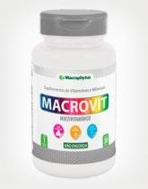 MacroVit 350mg - 30 Caps - Macrophytus -