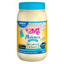 Maionese Capilar Salon Line To De Cacho Light 500g -