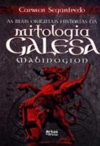 Mais Originais Historias Da Mitologia Galesa, As - Artes E Oficios - 1