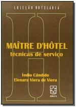 Maitre d hotel: tecnicas de servico - Educs