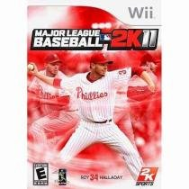 Major League Baseball 2K11 - Wii - 2k games