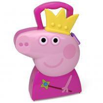 Maleta Peppa Pig - Kit Jóias da Princesa - DTC -
