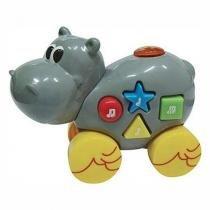 Malhadinhos Musicais - Hipopótamo - Dican -