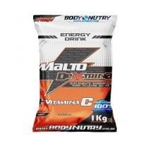 Malto Dextrina - 1000g Refil Limão - Body Nutry -
