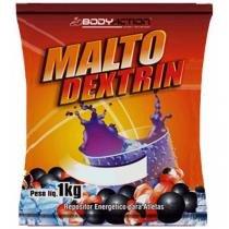 Maltodextrin 1Kg Frutas Vermelhas - Body Action
