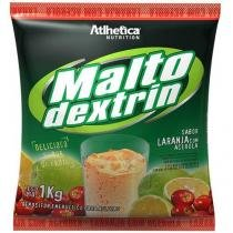 Maltodextrina 100% Maltodextrin - Acelora com Laranja 1kg Atlhetica