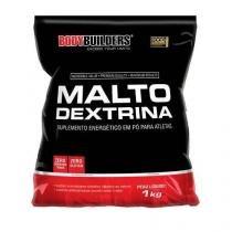 Maltodextrina - 1000g Morango - BodyBuilders -