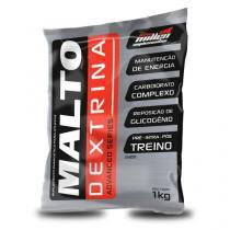 Maltodextrina - 1000G Refil Açaí C/ Guaraná - New Millen -