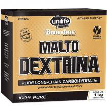 Maltodextrina 1kg sabor guaraná com açaí Unilife -