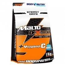 Maltodextrina + Vitamina C - 1 Kg - Refil - Body Nutry -