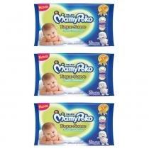 Mamypoko Suave Lenço Umedecido Infantil C/50 (Kit C/03) -