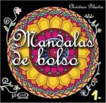 Mandalas De Bolso - Vol 1 - Vergara E Riba - 1