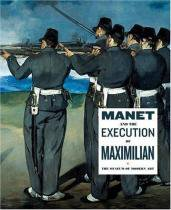Manet  the Execution of Maximilian - Dap-distributed art