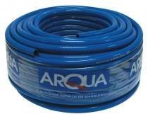 Mangueira de jardim premium trançada azul 1/2 pol x 3,0 mm 50 m - Arqua