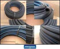 Mangueira para gás/agúa/compressor 300 psi 1/2 4metros 7144 - Fritania