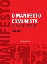 Manifesto Comunista Marx e Engels - Jorge zahar