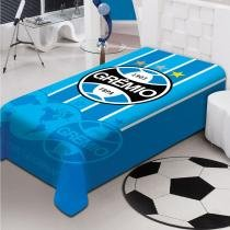 Manta Cobertor Solteiro Softlight Stadium Times Jolitex -
