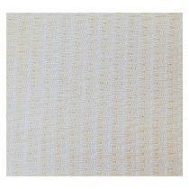 Manta Favo de Mel Algodão Cru 130x180cm -  Bordartes -
