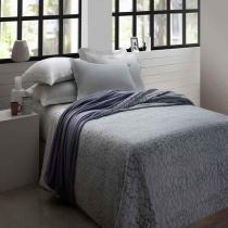 Manta Queen Quartz Lavanda - 100 Poliéster - Home Design - Corttex -