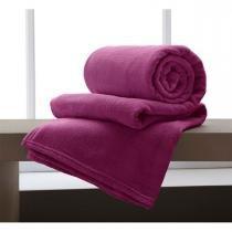 Manta Solteiro 1,50x2,00m Flannel Home Design Corttex - Corttex