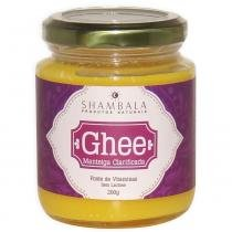 Manteiga Clarificada Ghee 200g - Shambala