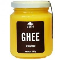 Manteiga GHEE 200g Benni Alimentos -