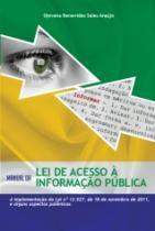 Manual Da Lei De Acesso A Informacao Publica - Aut Paranaense - 952432