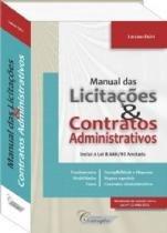 Manual Das Licitacoes E Contratos Administrativos - Contemplar - 1