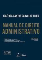 Manual de Direito Administrativo - Atlas editora