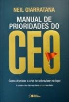 Manual De Prioridades Do Ceo - Saraiva - 1