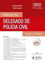 Manual Do Delegado De Policia Civil - Juspodivm - 1