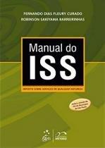Manual do iss: imposto sobre servicos de qualquer - Editora metodo