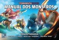 Manual dos Monstro - Criaturas Fantásticas - Jambo