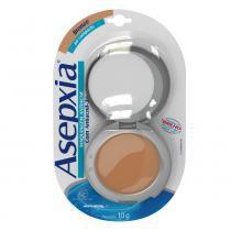 Maquiagem antiacne em pó bronze asepxia - 10g - Asepxia