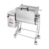 Máquina Carne/Linguiça Misturadeira Bermar 220 V -